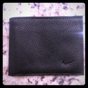Nike golf wallet